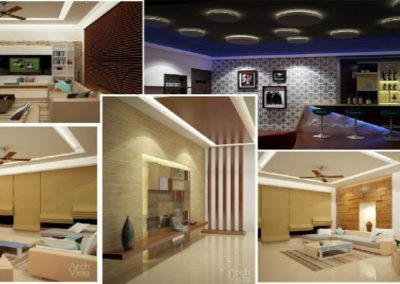 Mr. Amin Residence, Mangalore