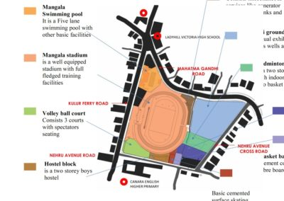 Mangala Stadium and Precinct – Master Plan