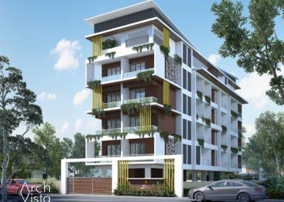 Solis Apartment